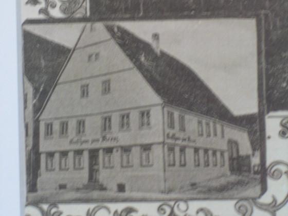 Kreuz Schömberg