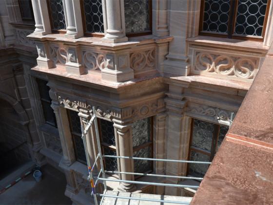 Pellerhof Rekonstruktion 2018