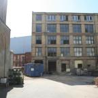 Leipzig Ostvorstadt Spohrstraße Hinterhaus vorhher