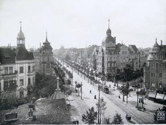 Berlin in alten Bildern