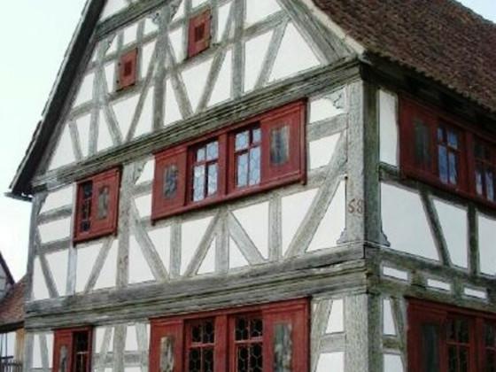 Weinbauernhaus aus Retzstadt  (Landkreis Main-Spessart)