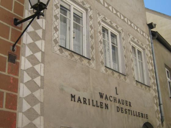 1. Wachauer Marillen Destillerie