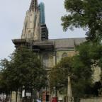 St. Maria zur Wiese von Norden