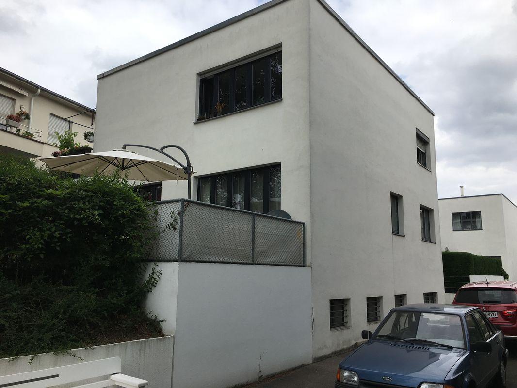 Einfamilienhaus von Adolf Gustav Schneck
