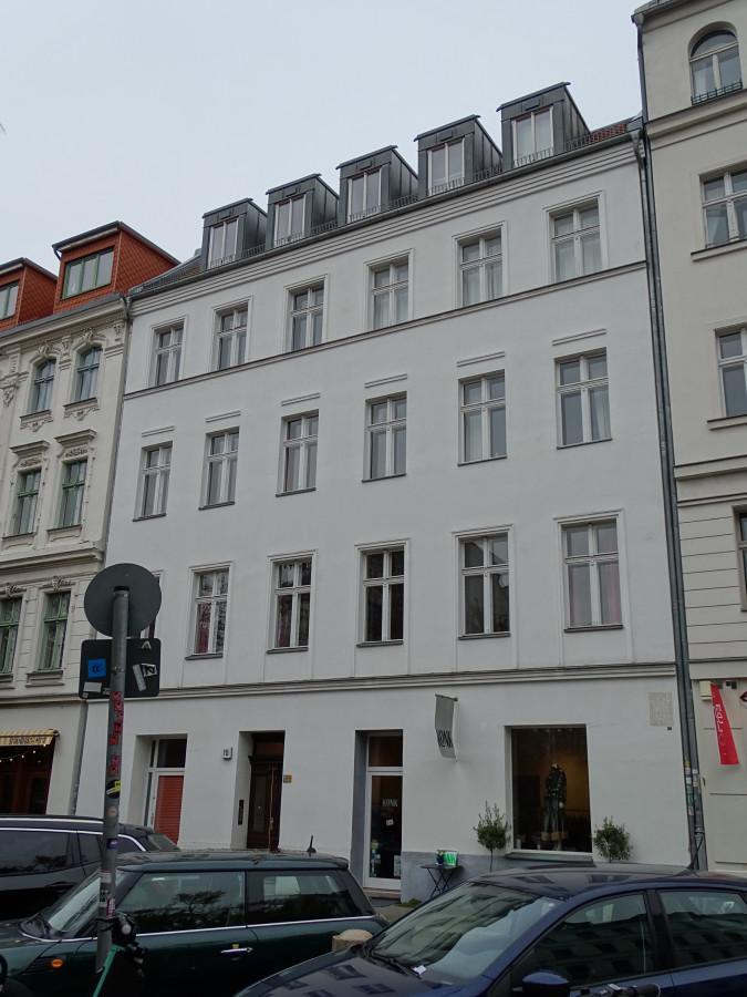 Berlin - Denkmalbereich Spandauer Vorstadt 11-2020