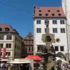 Würzburg Grafeneckart Juni 2017