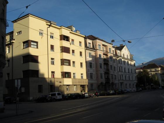 Innsbruck, Stadtteil Saggen