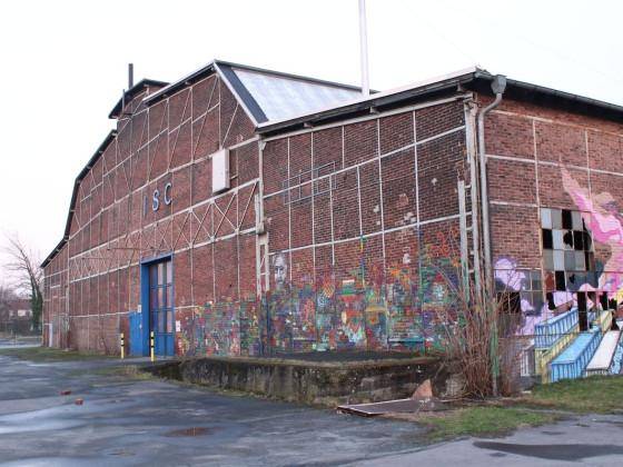 ehemalige STRABAG-Halle in Soest, erbaut 1860