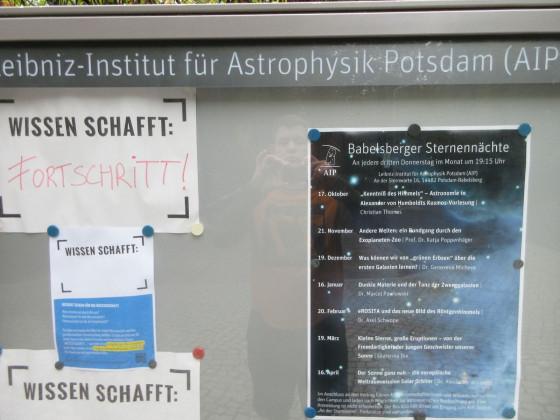 Leipnitz Institut Astrophysik Potsdam