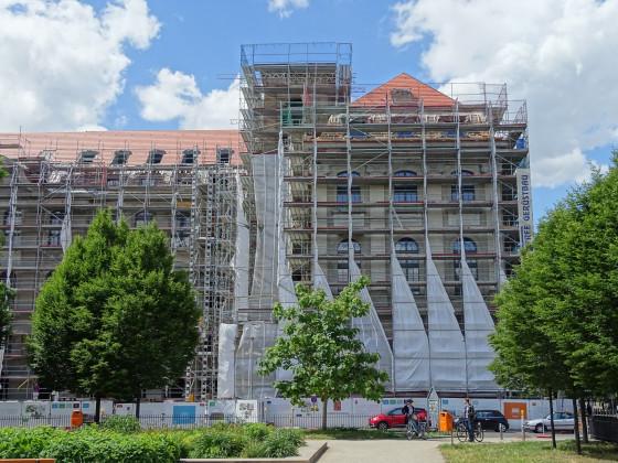 Forum an der Museumsinsel Berlin 6.6.20