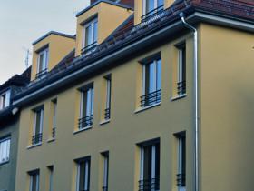 Freiburg, Neubau Herrenstraße 7
