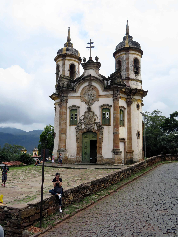 Ouro Preto (Brasilien)