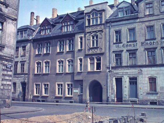 7 Heinrichstraße Ecke Fromannstraße