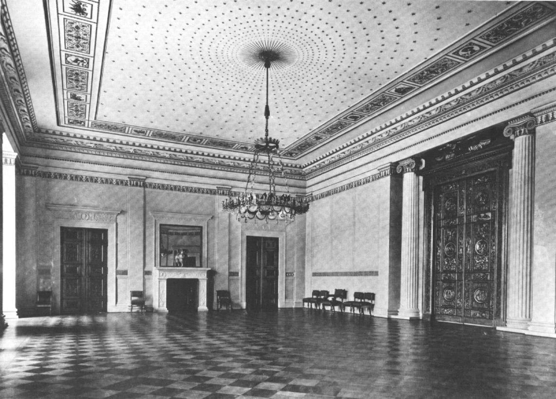 Schloss Berlin Sternsaal