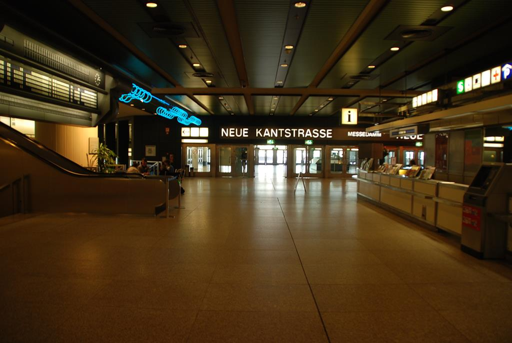ICC Eingangsbereich 5