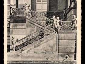 Treppen und Treppenhaus im Stadtschloß Potsdam