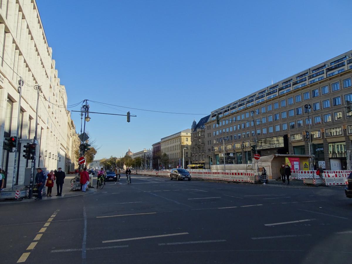 Berlin Stadtschloss 7.11.20