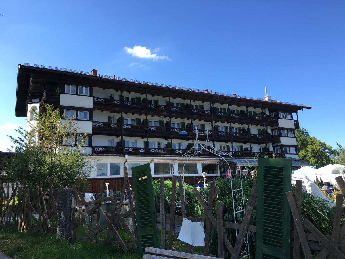 Ehem. Hotel Lederer, Bad Wiessee