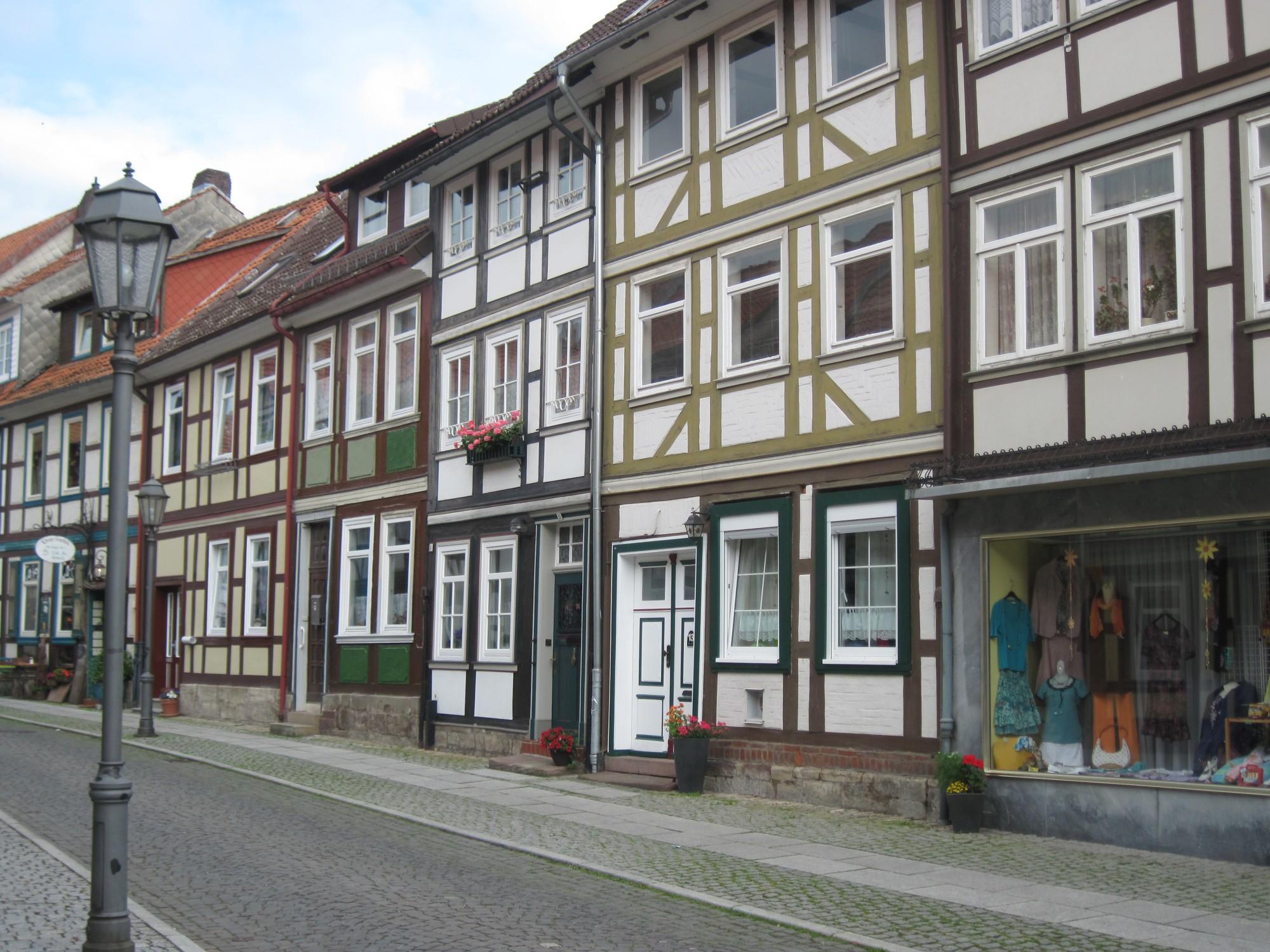 Singler i Bad Gandersheim