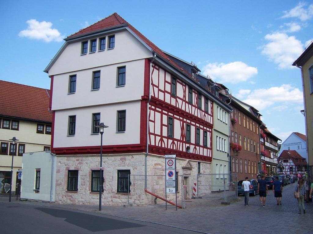 Schmalkalden - Page 2 - Thüringen - Architectura Pro Homine