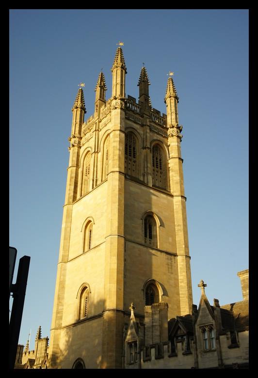Magdalen Oxford Virtual Tour