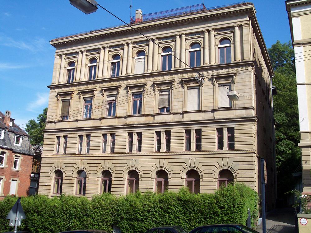 stuttgart historische architektur galerie bw reg